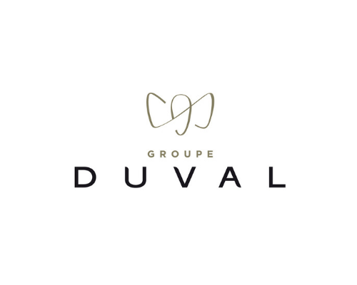 The logo of Duval Atlantique which participate at the projects of the Museum of natural history, now called Museum of Bordeaux – Science and nature. They help the museum to create workshops for persons with disabilities
